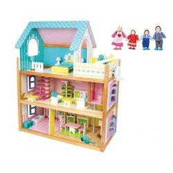 Hiša za barbie punčke