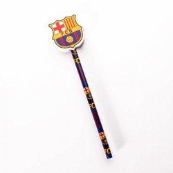 Barcelona olovka sa gumicom