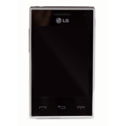 LG mobitel T580, silver