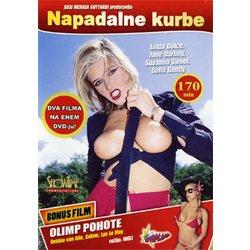 OLIMP DVD: NAPADALNE KURBE + POHOTE