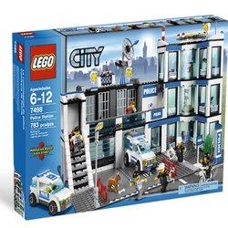 LEGO POLICIJSKA POSTAJA (7498)