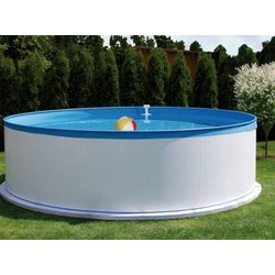 Intex monta ni bazen splasher 350x90 cm for Pool innenfolie 350x90