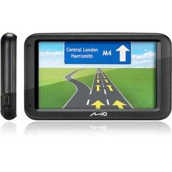 gps karta evrope MIO Moov GPS navigacija M410 prednaložena karta Evrope   Ceneje.si gps karta evrope