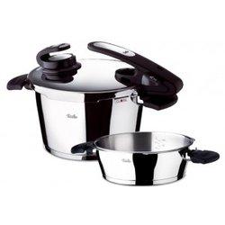 Pressure cooker vitavit® edition 2-piece pressure cooker set.