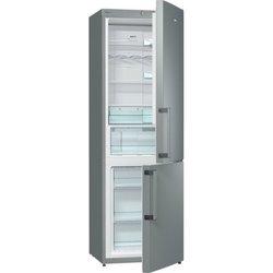 GORENJE hladilnik z zamrzovalnikom NRK6192GX