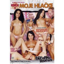 DVD: KONČAJ V MOJE HLAČKE