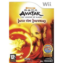 THQ igra Avatar legend of Aang Into the Inferno