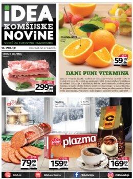 Idea katalog - Komšijske novine