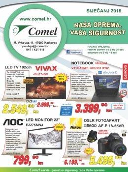 Comel katalog