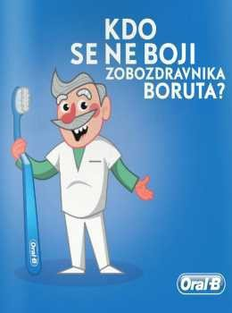 Oral-B katalog - ustna higiena