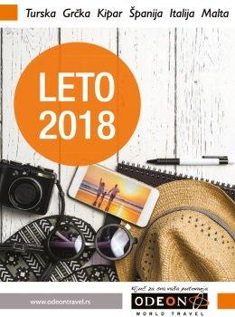 Odeon katalog - Leto 2018.