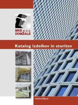 MKE katalog - okna, vrata