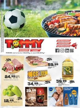 Tommy katalog - Akcija