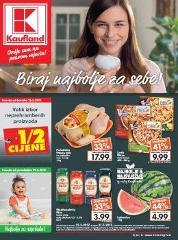 Kaufland katalog - Ovdje sam na pravom mjestu!