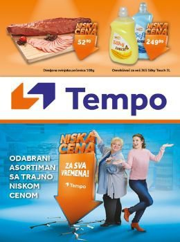 Tempo katalog - Niska cena za sva vremena!