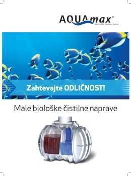 Aquamax katalog - Čistilne naprave