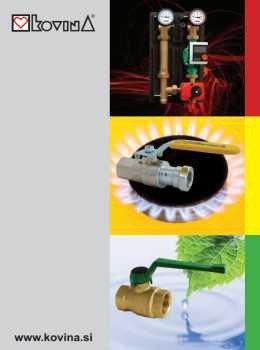 Kovina katalog - oprema za vodovod