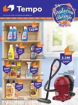 Tempo katalog - Prolećno čišćenje