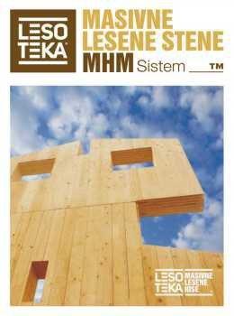 Lesoteka hiše katalog