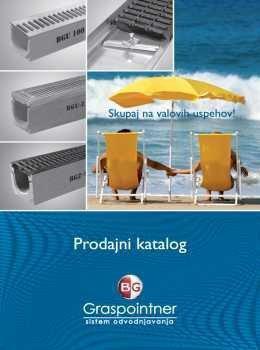 Graspointer katalog - sistemi odvodnjavanja