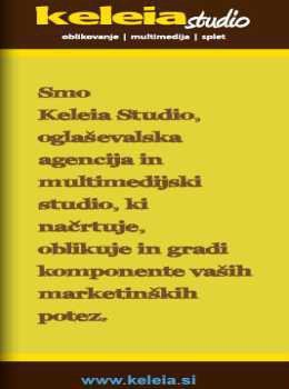 Keleia Studio katalog