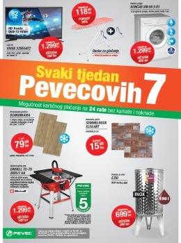Pevec katalog - Pevecovih 7