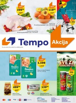 Tempo katalog - Dvonedeljna akcija