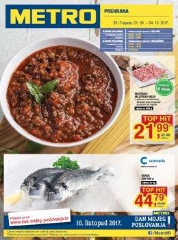 Metro katalog - Prehrana - Osijek i Varaždin