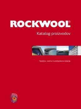 Rockwool katalog - toplotna izolacija
