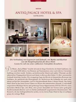 Antiq Palace hotel & spa katalog