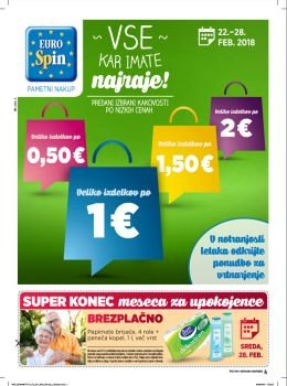 Eurospin katalog