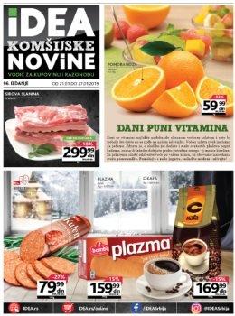 Idea katalog - Beogradske novine