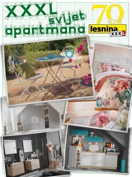Lesnina katalog - XXXL svijet apartmana