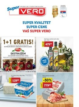 Super Vero katalog