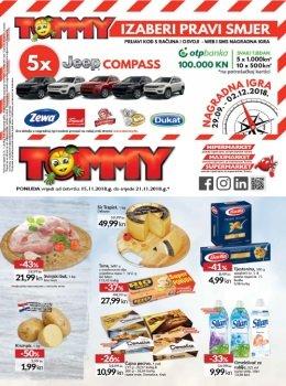 Tommy katalog - Aktualni letak