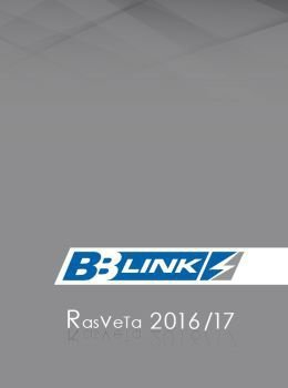BB Link katalog - Rasveta 2016/17
