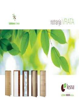 Lesna vrata katalog