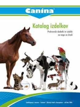 Canina katalog - Male živali