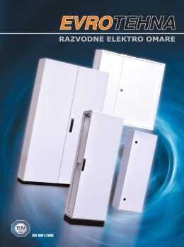 Evrotehna katalog - razvodne elektro omare