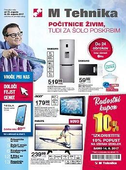 M Tehnika katalog