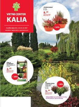 Kalia katalog - September 2017