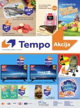 Tempo katalog - Akcijska ponuda