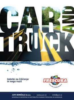 Frescura katalog - Čiščenje vozil