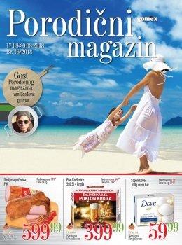 Gomex katalog - Porodični magazin