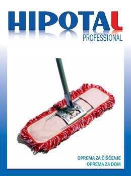 Hipotal katalog - oprema za čiščenje