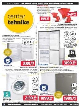 Centar tehnike Osijek katalog