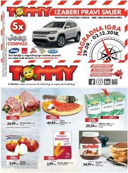 Tommy katalog - Aktualna ponuda