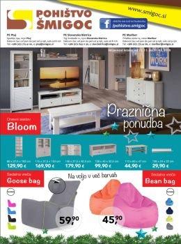 Pohištvo Šmigoc katalog