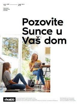Vitorog katalog - Pozovite Sunce u Vaš dom