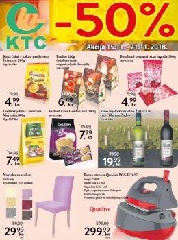 Ktc katalog - Sve u pola cijene